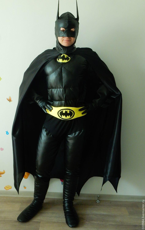 Костюм бэтмен для мальчика своими руками фото фото 450