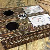 Для дома и интерьера handmade. Livemaster - original item Beer table. Handmade.
