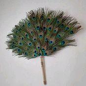 Веера ручной работы. Ярмарка Мастеров - ручная работа Веера и опахала из перьев. Handmade.