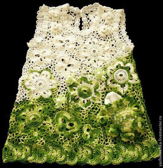 Одежда для девочек, ручной работы. Ярмарка Мастеров - ручная работа. Купить Платье из хлопка для девочки В мечтах о лете. Handmade.