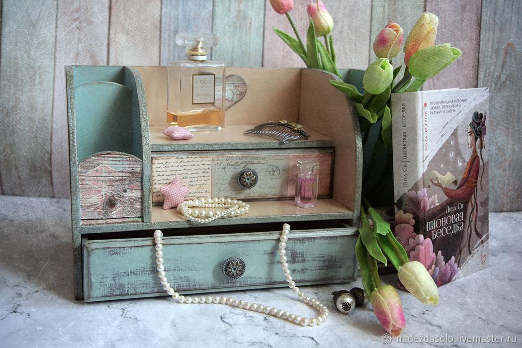 Chest of drawers-bureau Beautiful storage . A chest of drawers decoupage, Dressers, Khimki,  Фото №1
