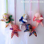 Куклы и игрушки ручной работы. Ярмарка Мастеров - ручная работа Оберег Сарубобо. Handmade.