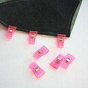 Инструменты для шитья ручной работы. Ярмарка Мастеров - ручная работа Зажим-прищепка для ткани. Handmade.
