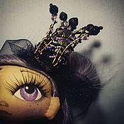 """Куклы и игрушки ручной работы. Ярмарка Мастеров - ручная работа Кукла текстильная ручной работы """"Маленькая принцесса"""". Handmade."""