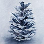 Картины ручной работы. Ярмарка Мастеров - ручная работа Интерьерная картина маслом. Handmade.
