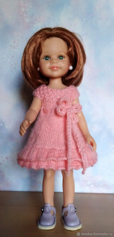Платье для кукол Паола Рейна 32-34см, Одежда для кукол, Полевской,  Фото №1