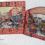 Для дома и интерьера handmade. Livemaster - original item watch my city.... Handmade.