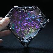 """Для дома и интерьера ручной работы. Ярмарка Мастеров - ручная работа Шкатулка """"Diamond shine"""". Handmade."""
