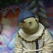 """Куклы и игрушки ручной работы. Ярмарка Мастеров - ручная работа """"Мужичок"""". Handmade."""
