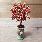 Цветы и флористика handmade. Livemaster - original item Trees: Coral tree