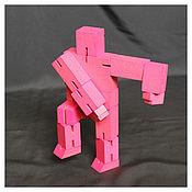 Сувениры и подарки ручной работы. Ярмарка Мастеров - ручная работа Робокуб-трансформер. Handmade.
