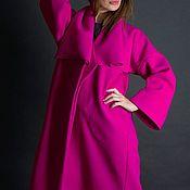 handmade. Livemaster - original item Spring cashmere coat, black coat-CT0417CA. Handmade.