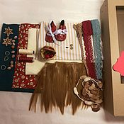 Материалы для творчества ручной работы. Ярмарка Мастеров - ручная работа Для куклы. Handmade.