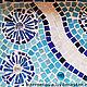 """Кухня ручной работы. Ярмарка Мастеров - ручная работа. Купить Поднос """"Санторини"""". Handmade. Санторини, поднос бело-голубой, голубой"""