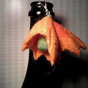 Украшения ручной работы. Ярмарка Мастеров - ручная работа серьги-колокольчики. Handmade.