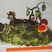 Куклы и игрушки ручной работы. Ярмарка Мастеров - ручная работа Лесная элегия. Handmade.