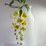 Цветы и флористика ручной работы. Ярмарка Мастеров - ручная работа Дерево Золотого дождя..... Handmade.