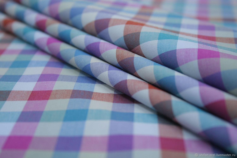 Сорочечная ткань, сток Cotonificio Albini, Ткани, Орел,  Фото №1