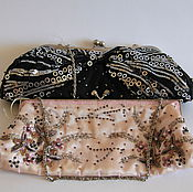 Винтаж handmade. Livemaster - original item Vintage handbag/clutches from the 1960`s/ La regale. Handmade.