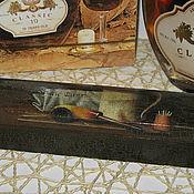 Сувениры и подарки ручной работы. Ярмарка Мастеров - ручная работа Портсигар.. Handmade.