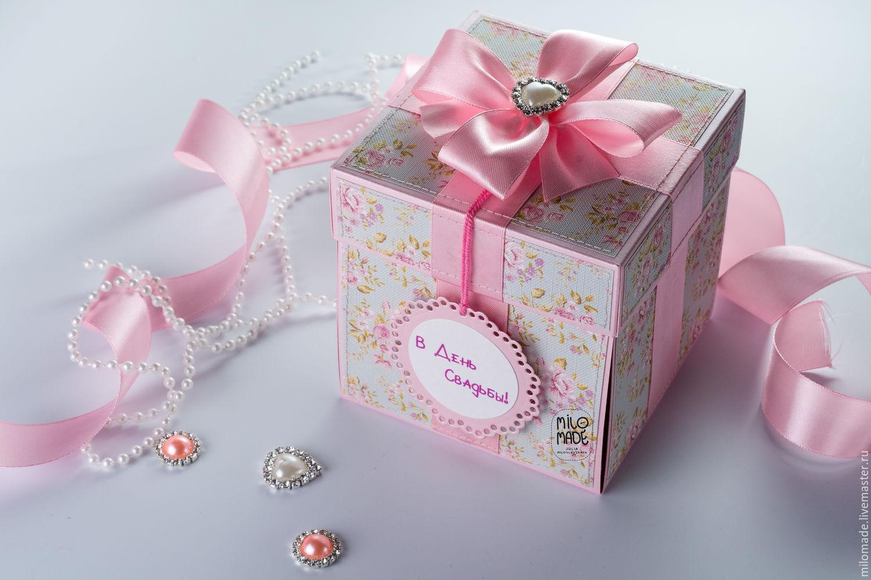 Коробочка с деньгами в подарок 176