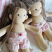 Вальдорфские куклы и звери ручной работы. Ярмарка Мастеров - ручная работа Маленькие подружки. Handmade.
