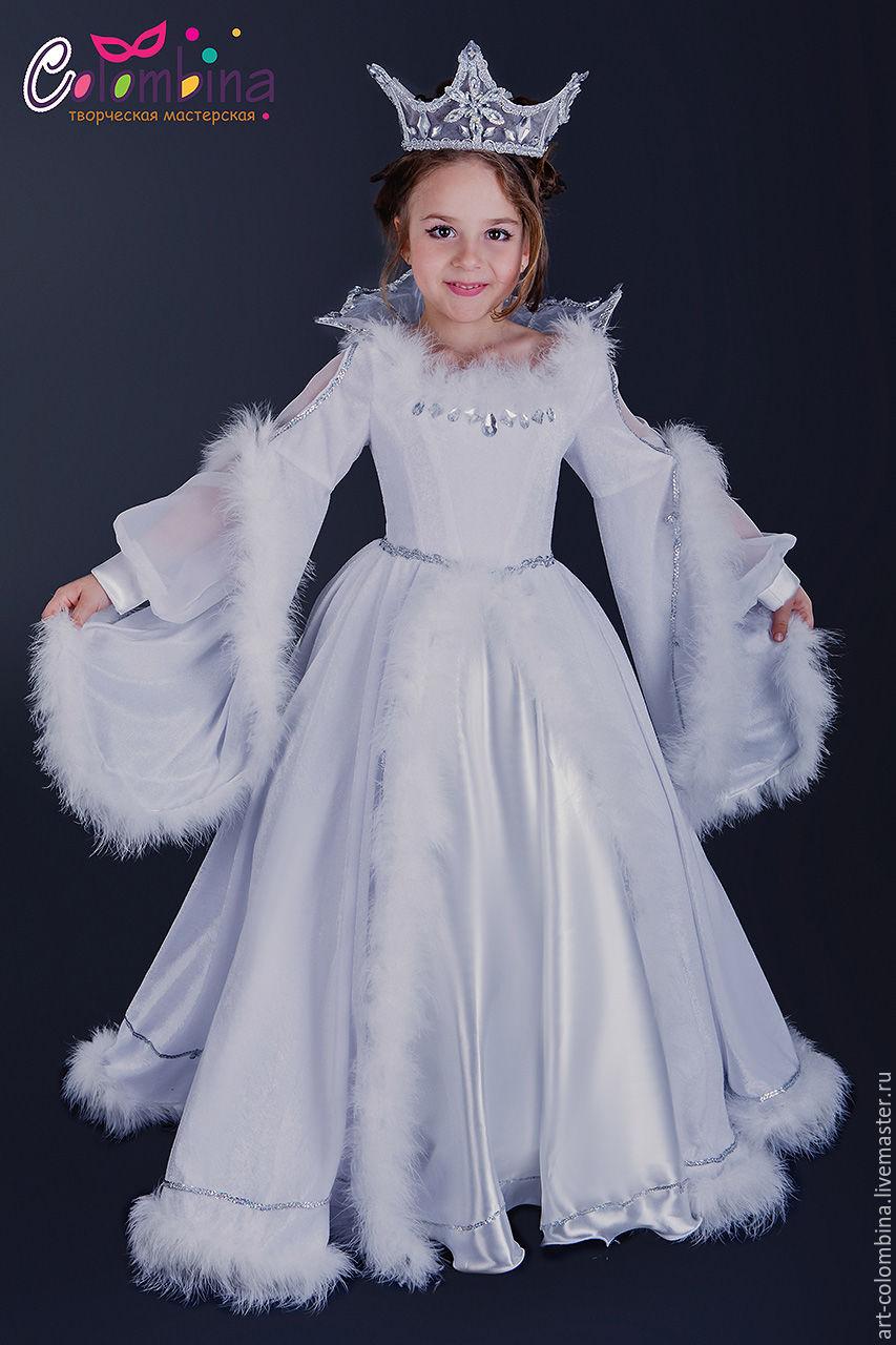 Костюм снежной королевы-155 – купить в интернет-магазине ... - photo#11