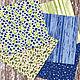 Открытки и скрапбукинг ручной работы. Мини-коллекция цифровой скрапбумаги Bluebells and blueberries. Stewsha. Ярмарка Мастеров. Цветочный узор