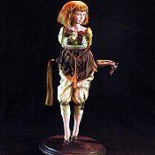 """Куклы и игрушки ручной работы. Ярмарка Мастеров - ручная работа Авторская кукла """"Амазонка"""". Handmade."""