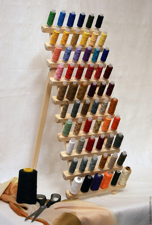 Органайзер для хранения ниток швейных 135