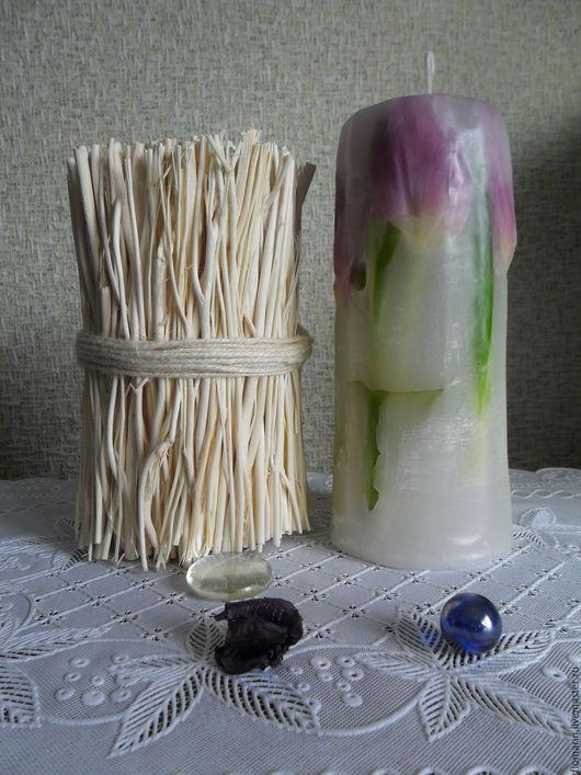 Набор свечей ручной работы
