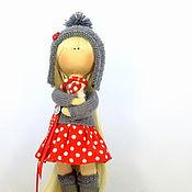 Куклы и игрушки ручной работы. Ярмарка Мастеров - ручная работа Аманитка. Handmade.