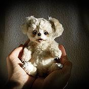 Куклы и игрушки ручной работы. Ярмарка Мастеров - ручная работа Щенок Шанти. Handmade.