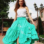 Одежда handmade. Livemaster - original item The skirt of