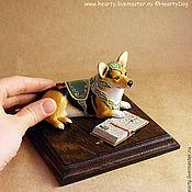 Куклы и игрушки ручной работы. Ярмарка Мастеров - ручная работа Эльфийский Корги. Handmade.
