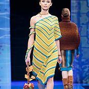 Одежда handmade. Livemaster - original item Tunic-poncho. Handmade.
