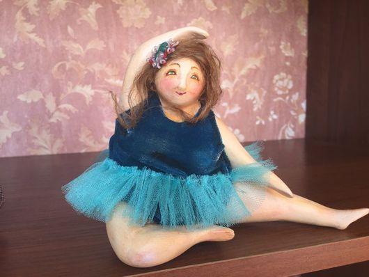 Коллекционные куклы ручной работы. Ярмарка Мастеров - ручная работа. Купить Маруся. Handmade. Кукла ручной работы
