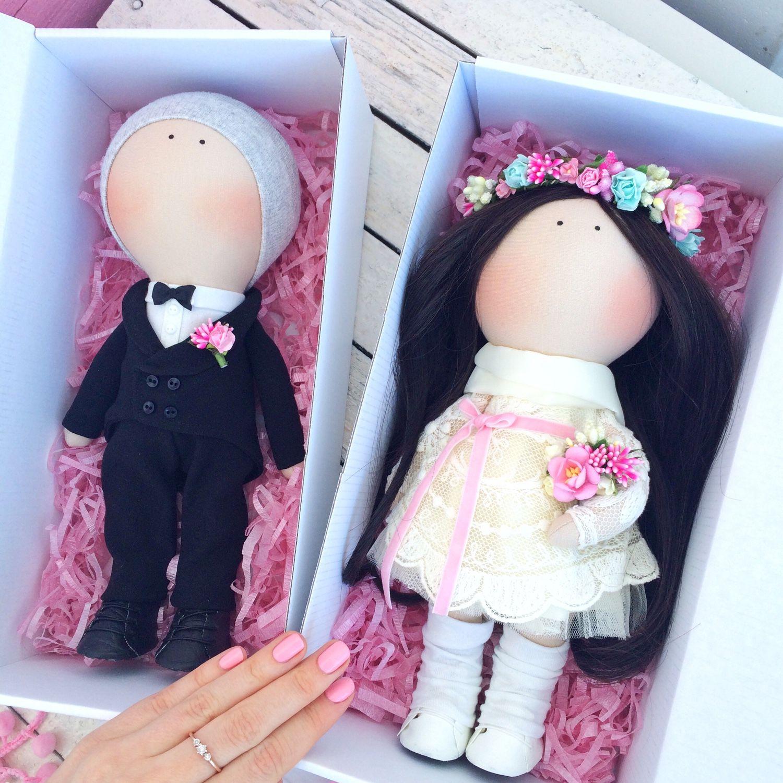 Куклы на свадьбу своими руками фото 267