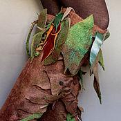 """Обувь ручной работы. Ярмарка Мастеров - ручная работа Сапоги войлочные """"Робин Гуд"""". Handmade."""