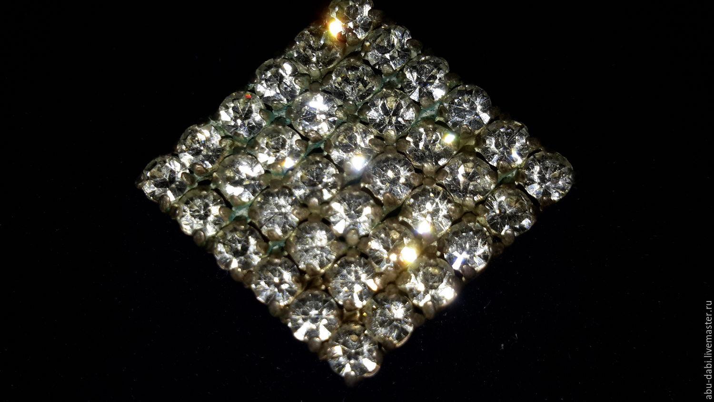 Старинные копии бриллиантов.