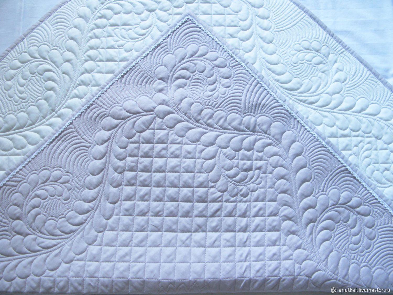 Одеяло на выписку с бантом, Одеяла, Ярославль,  Фото №1