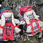 Русский стиль ручной работы. Ярмарка Мастеров - ручная работа Народная кукла,кукла ручной работы, сувенирная кукла, кукла удмуртская. Handmade.