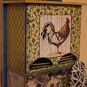 Для дома и интерьера ручной работы. Ярмарка Мастеров - ручная работа Чайный домик-буфет. Handmade.