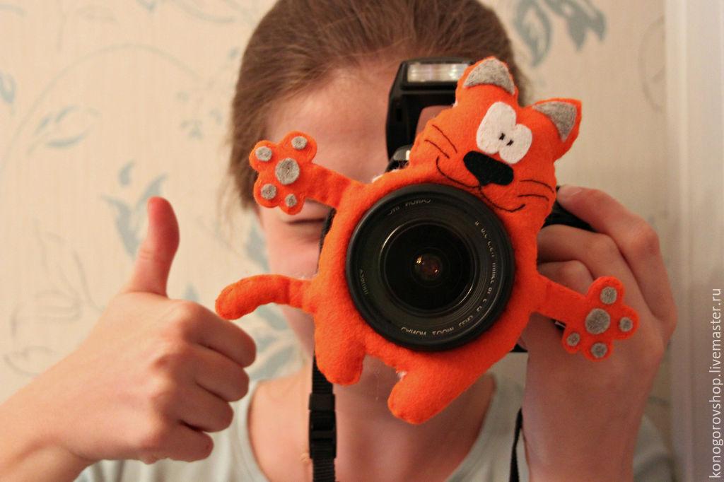 Как сделать объектив на фотоаппарат