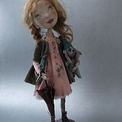 Куклы и игрушки ручной работы. Ярмарка Мастеров - ручная работа Барышня Зоя. Handmade.