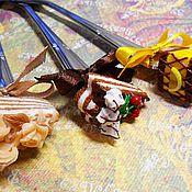 Посуда ручной работы. Ярмарка Мастеров - ручная работа сладкие ложечки. Handmade.