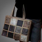 Сумки и аксессуары handmade. Livemaster - original item Women`s bag, Large bag, document bag, laptop, 188. Handmade.