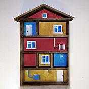 Для дома и интерьера handmade. Livemaster - original item Shelf for small items