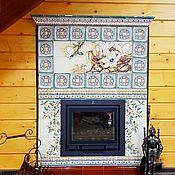Для дома и интерьера handmade. Livemaster - original item Stove portal