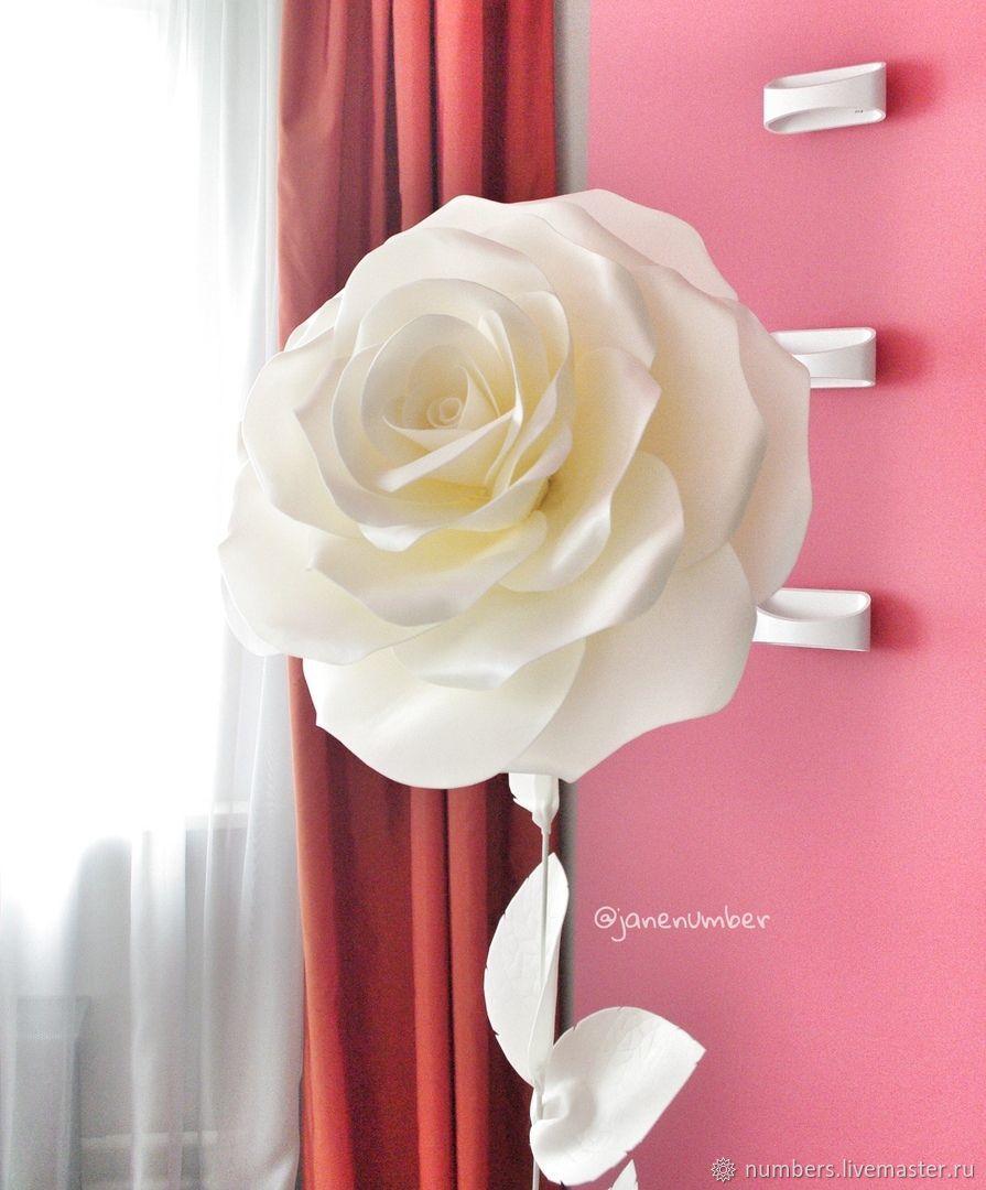 Ростовые розы (изолон), Цветы, Москва, Фото №1